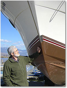 Tim Amy - Marine Surveyor, Member - Association of Marine Surveyors of British Columbia